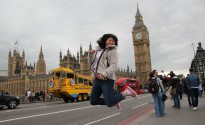 Leaping London!