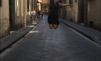 Street leaps in Forence